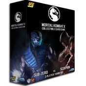 Mortal Kombat X CCG 2 Player Starter Turbo Box