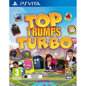 Top Trumps Turbo PS Vita Game