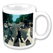 The Beatles - Abbey Road Crossing Boxed Standard Mug