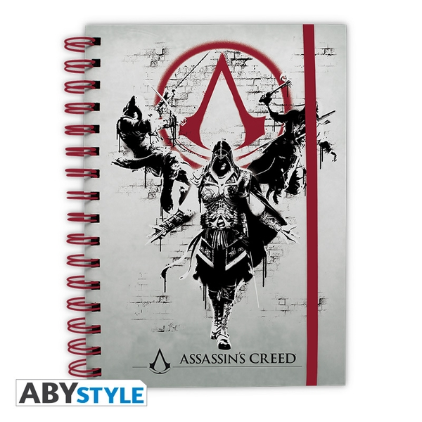 Assassin's Creed - Legacy Notebook