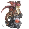 Amberz Dragon Figurine