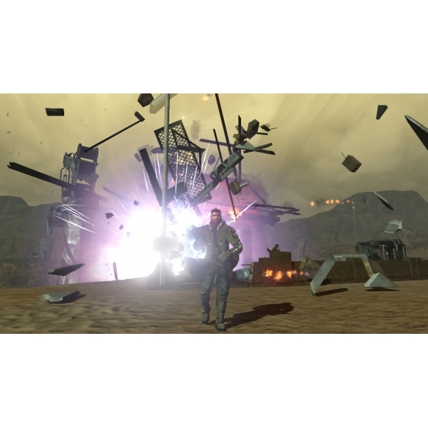 Red Faction Guerrilla Game PC - Image 2