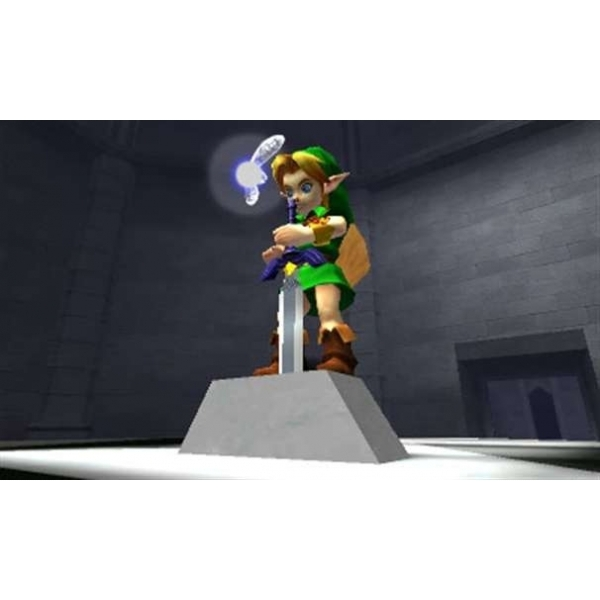 The Legend Of Zelda Ocarina Of Time 3D Game 3DS (Selects) - Image 2