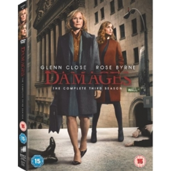Damages Season 3 DVD