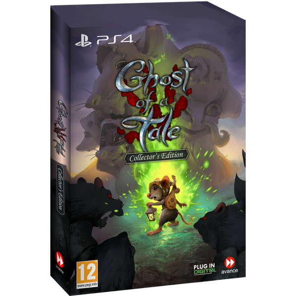 Ghost of a Tale Collectors Edition PS4 Game