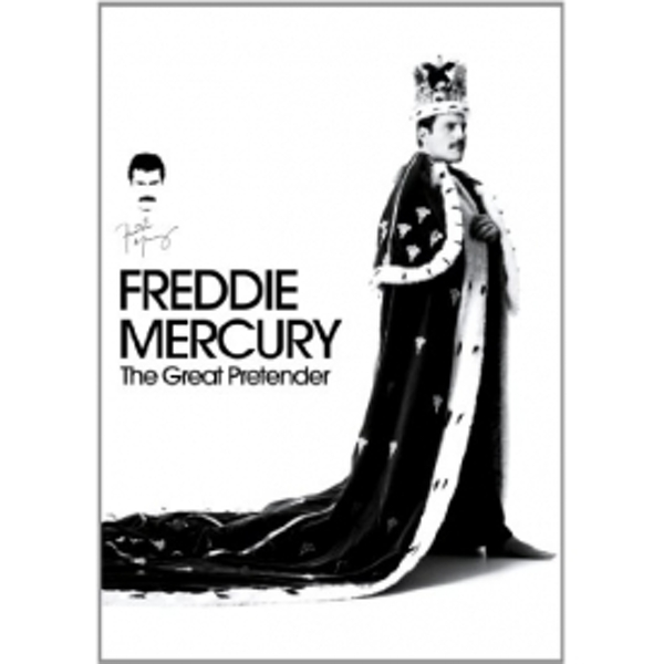 Freddie Mercury The Great Pretender DVD