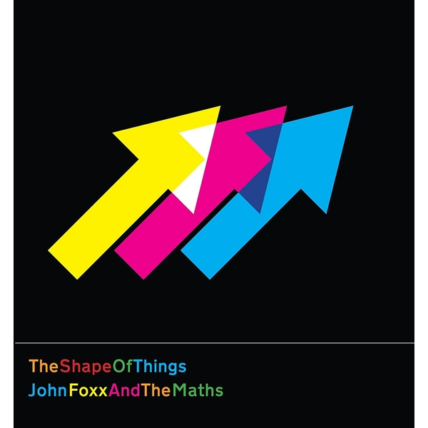 John Foxx And The Maths – The Shape Of Things Limited Edition Vinyl