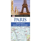 DK Eyewitness Pocket Map and Guide: Paris by DK (Paperback, 2016)
