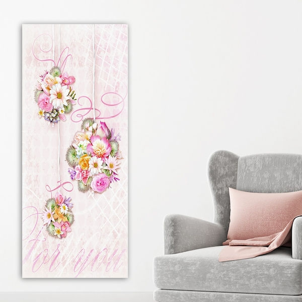 DKY318663044_50120 Multicolor Decorative Canvas Painting