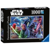 Ravensburger Star Wars Collection III Jigsaw Puzzle (1000 Pieces)