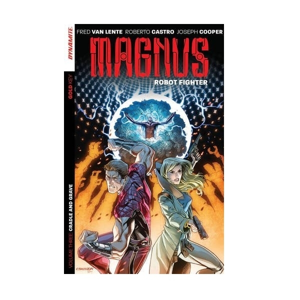 Magnus Robot Fighter Volume 3 Paperback