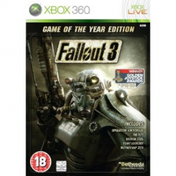 Fallout 3 Game Of The Year Edition (GOTY) Game Xbox 360