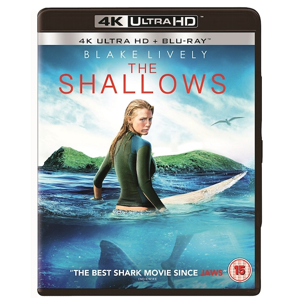The Shallows 4K UHD Blu-ray