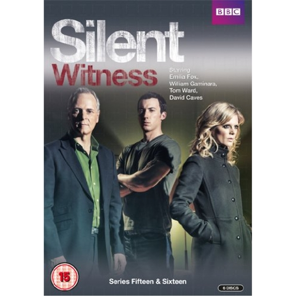 Silent Witness - Series 15 &16 DVD