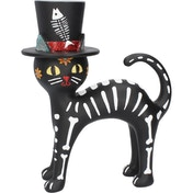 Cat in a Hat Figurine