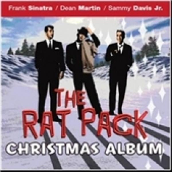 Frank Sinatra The Rat Pack Christmas Album CD