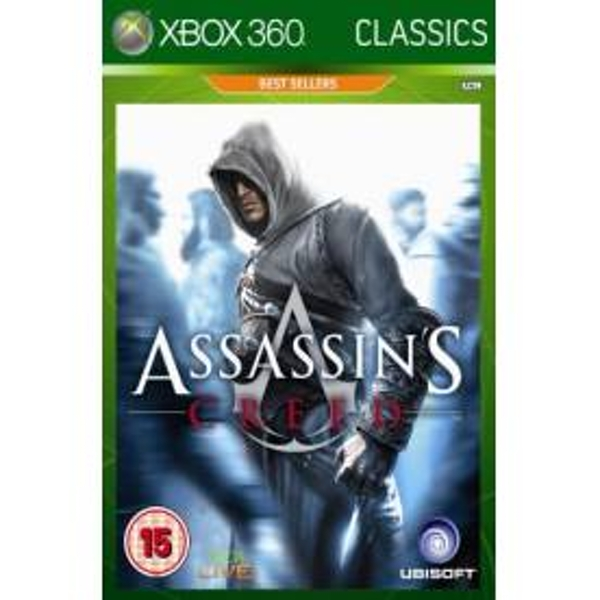 Assassin's Creed (Classics) Xbox 360 Game - Image 1