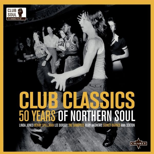 Various Artists ‎– Club Classics - 50 Years Of Northern Soul Vinyl