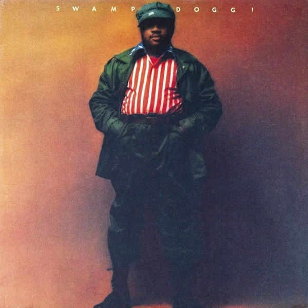 Swamp Dogg - Cuffed. Collared. And Tagged Vinyl