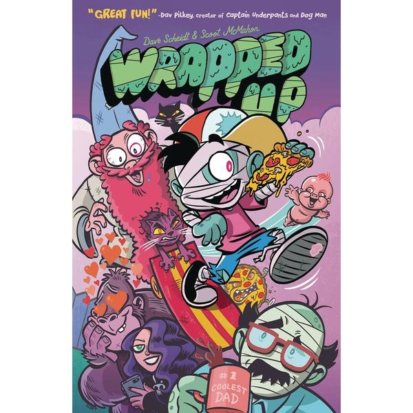 Wrapped Up: Volume 1