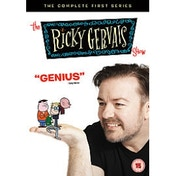 The Ricky Gervais Show - Series 1 DVD