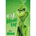 The Grinch Movie Maxi Poster