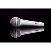 Lucky Voice Microphone White