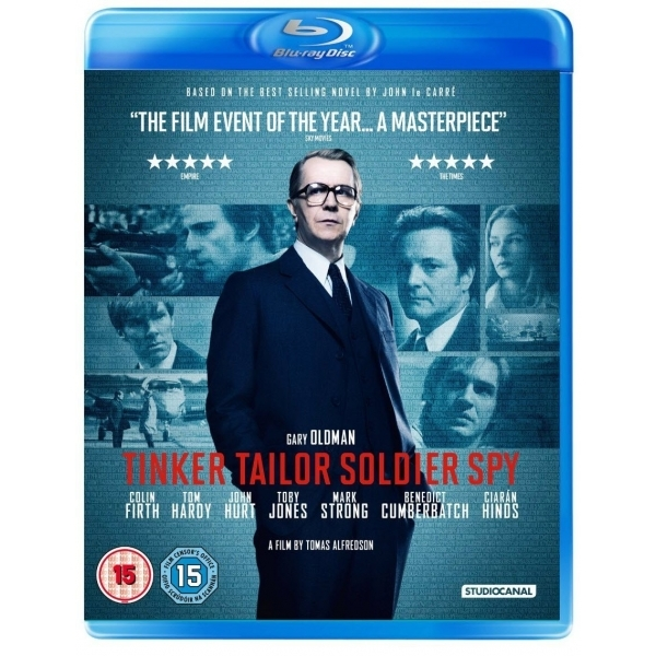 Tinker Tailor Soldier Spy Blu-ray