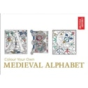 Colour Your Own Medieval Alphabet