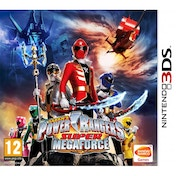 Power Rangers Super Megaforce 3DS Game