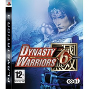 Dynasty Warriors 6 Game PS3