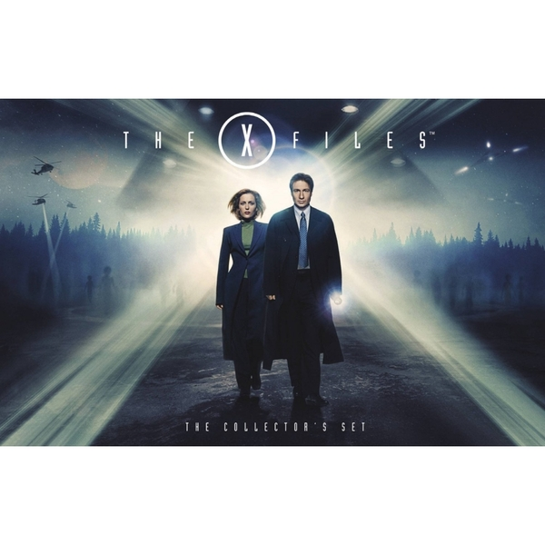 The X Files: Complete Seasons 1-9 Blu-ray