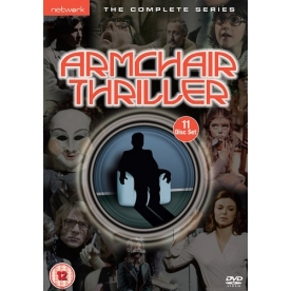 Armchair Thriller Vol 1 - 10 DVD