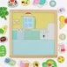 Peppa Pig Double Sided Magnetic Wooden Play Tray Set - Image 3