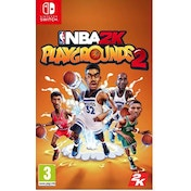 NBA 2K Playgrounds 2 Nintendo Switch Game