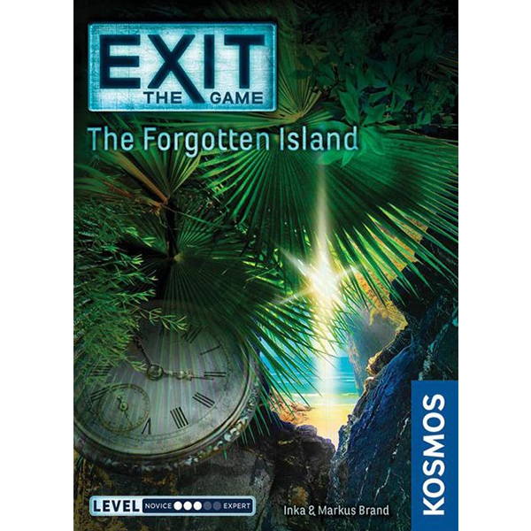 Exit: The Forgotten Island Board Game - Image 2