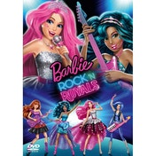 Barbie in Rock 'N Royals DVD
