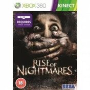 Kinect Rise of Nightmares Game Xbox 360