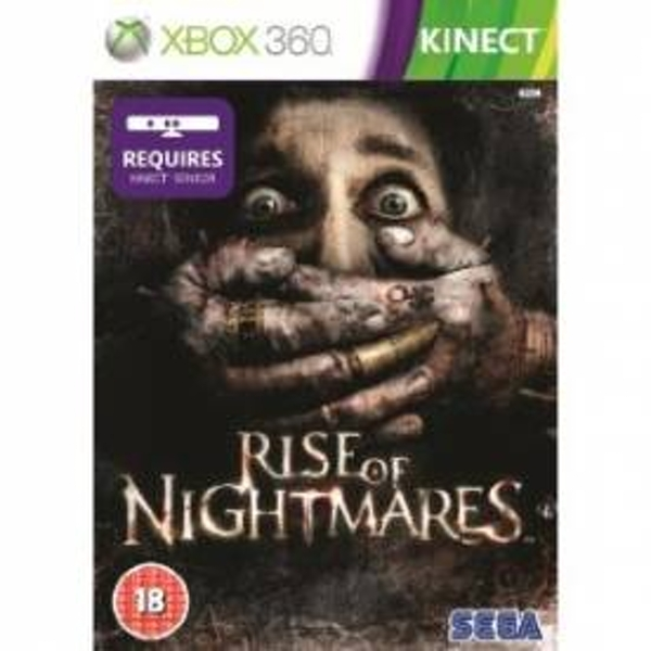 Kinect Rise of Nightmares Game Xbox 360 - Image 1