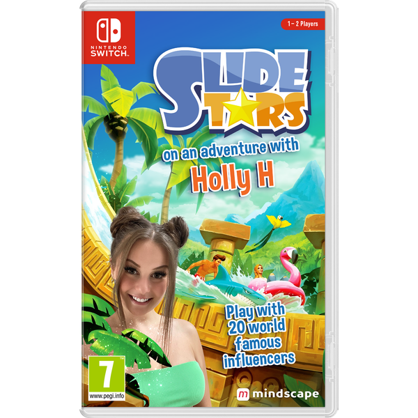 Slide Stars Nintendo Switch Game