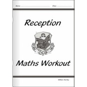 Reception Maths Workout by William Hartley (Paperback, 2001)