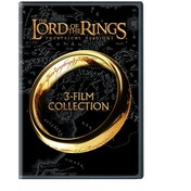 The Lord of the Rings 3-Film Collection (Theatrical Version) DVD