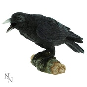 Raven's Call Figurine
