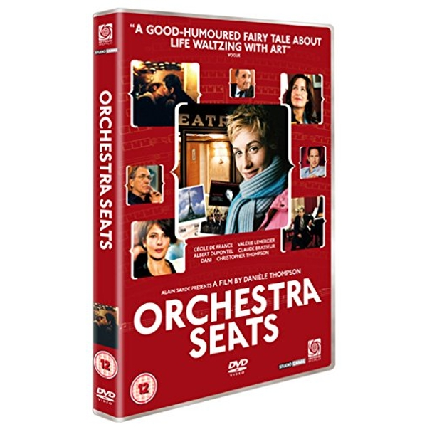Orchestra Seats DVD