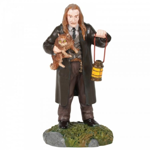Flich and Mrs Norris (Harry Potter) Figurine