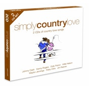 Simply Country Love CD