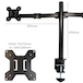 Dual Arm Monitor Bracket | M&W - Image 9