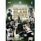 Irelands Grand Slam Glory DVD