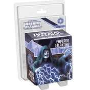 Star Wars: Imperial Assault - Emperor Palpatine Villian Pack Board Game