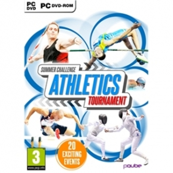 Summer Challenge Athletics Tournament 2 Game PC